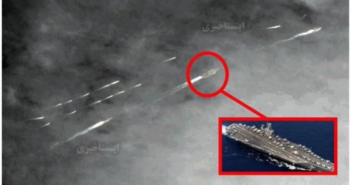 Ιρανικά σκάφη