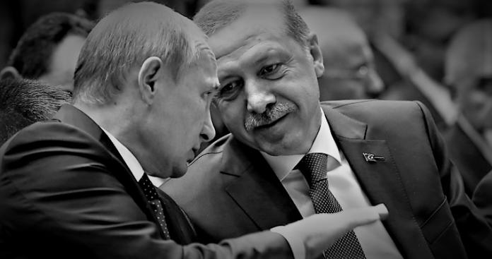 Συλλυπητήρια Πούτιν σε Ερντογάν