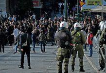 Συλλήψεις και προσαγωγές για τα επεισόδια στην επέτειο Γρηγορόπουλου
