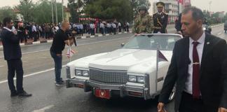 Επικίνδυνη συγκέντρωση όπλων στην Κύπρο - Ποιος θα πυροδοτήσει το βαρέλι με το μπαρούτι;, Σενέρ Λεβέντ