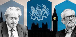 Τζόνσον εναντίον Κόρμπιν - Η Βρετανία σε σταυροδρόμι, Δημήτρης Κωνσταντακόπουλος