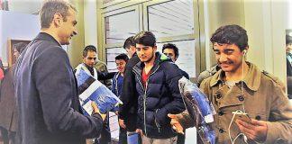 """Η πολιτική """"ανοικτών συνόρων"""" οδηγεί σε σταδιακή άλωση, Αναστάσιος Λαυρέντζος"""