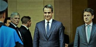 Ο Μητσοτάκης καλεί σε συνάντηση τους πολιτικούς αρχηγούς