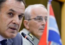 Βολές Παναγιωτόπουλου κατά ελληνικών ΜΜΕ που μιλάνε για στρατιωτική υπεροχή της Τουρκίας, Χρήστος Καπούτσης