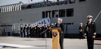 Δηλώσεις Προκόπη Παυλόπουλου για την τουρκική προκλητικότητα