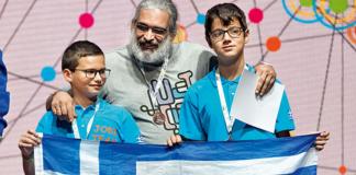 Με ποιες ανακαλύψεις διακρίθηκαν οι Έλληνες στην Ολυμπιάδα Εκπαιδευτικής Ρομποτικής, Σομαλακίδης Γιάννης