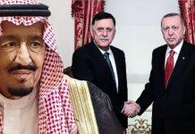 Και ο βασιλιάς Σαούντ εναντίον της Τουρκίας για τη Λιβύη, Βαγγέλης Γεωργίου