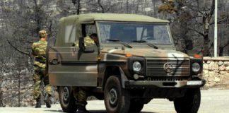 Απίστευτη καταγγελία - Θυρωρός παράνομων μεταναστών ο Ελληνικός Στρατός;