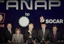 Σνόμπαραν ξένοι ηγέτες την φιέστα Ερντογάν για τον αγωγό ΤΑΝΑP, Μελαχροινή Μαρτίδου