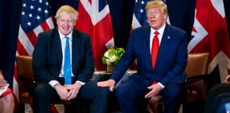 Ο Τζόνσον στο πλευρό του Τραμπ για τη διάλυση της ΕΕ, Δημήτρης Χρήστου