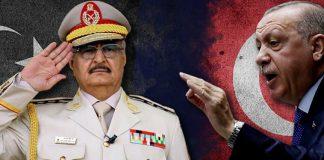 """""""Αερομαχίες"""" Χαφτάρ-ΟΗΕ, λόγω Ερντογάν, φόντο στο ψήφισμα για τη Λιβύη, slpress"""