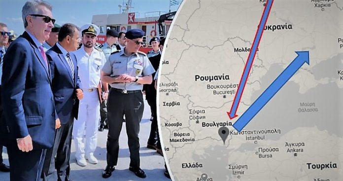 Αμερικανική βάση στην Αλεξανδρούπολη - Στο στόχαστρο της Ρωσίας η Ελλάδα , Δημήτρης Κωνσταντακόπουλος