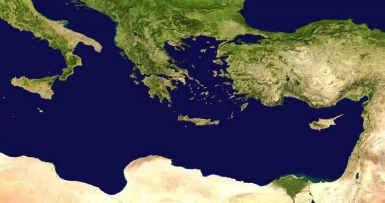 Κινούμενη γεωπολιτική άμμος η Ανατολική Μεσόγειος - slpress.gr