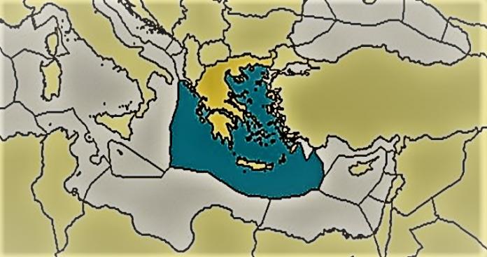 Αιγιαλίτιδα ζώνη και ΑΟΖ - Ο χάρτης που παγώνει το αίμα της Τουρκίας, Θόδωρος Καρυώτης