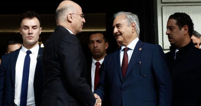 Τι επιλογές έχει η Ελλάδα στη Λιβύη, Μηνάς Λυριστής