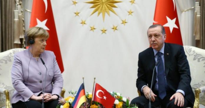 Γερμανία-Τουρκία-Κύπρος - Η διπλωματία του
