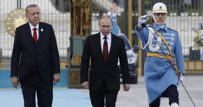 Οι λυκοφιλίες Πούτιν-Ερντογάν και ο TurkStream, Κώστας Βενιζέλος