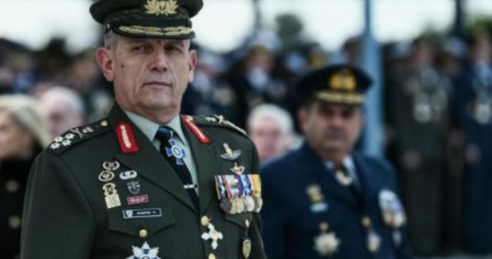 Ετοιμότητα για όλα τα ενδεχόμενα δηλώνει η Στρατιωτική ηγεσία, Χρήστος Καπούτσης