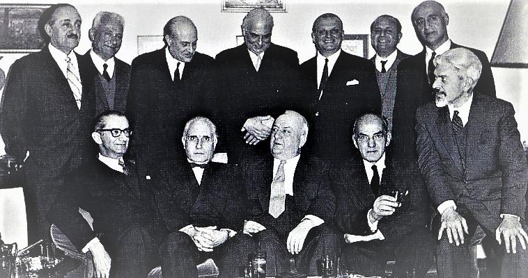 Η Επιτροπή Αγγελοπούλου για το 2021 και η απουσία της γενιάς του ΄30, Μάκης Ανδρονόπουλος