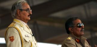 Χαλίφα Χαφτάρ: Από τον Καντάφι στη CIA και από τη CIA στον Πούτιν, Νεφέλη Λυγερού
