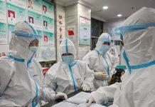 Συναγερμός για τον κορονοϊό της Κίνας – Μαζική φυγή ξένων υπηκόων, slpress