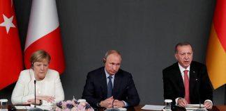 Τρέχουν οι εξελίξεις στη Λιβύη - Σε πρώτο πλάνο ο Ερντογάν, slpress