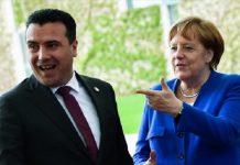 Προξενήτρα για Τίρανα και Σκόπια η Μέρκελ , Βαγγέλης Σαρακινός