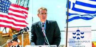 Η άλλη όψη της αμερικανικής παρουσίας στην Αλεξανδρούπολη, Μάκης Ανδρονόπουλος