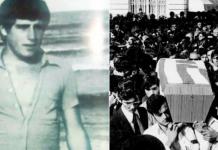 Στη μνήμη του 17χρονου Πανίκου - Όταν μίλησαν οι βρετανικές ερπύστριες, Κώστας Βενιζέλος