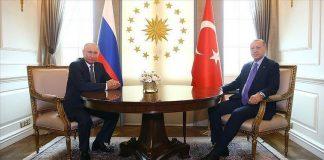 Απάντηση της Μόσχας στον Ερντογάν για την Συρία