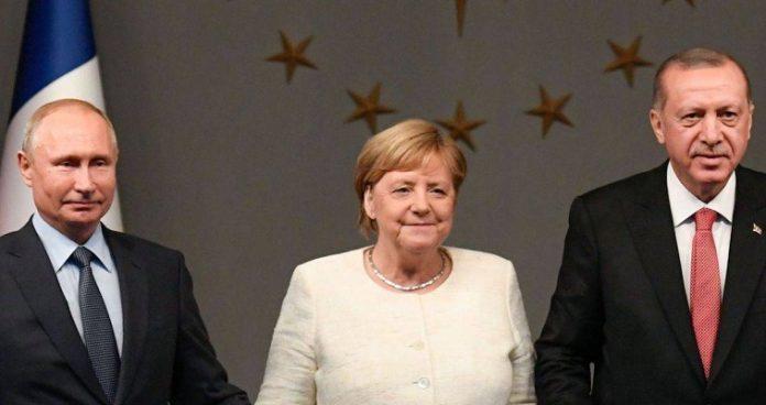 Ο Ερντογάν στο Βερολίνο, ο Μητσοτάκης στον τοίχο, Βαγγέλης Σαρακινός