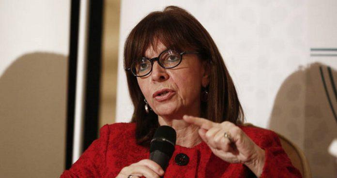Πρόεδρος Δημοκρατίας χωρίς ειδικό πολιτικό βάρος, η επιλογή Μητσοτάκη, Βαγγέλης Σαρακινός