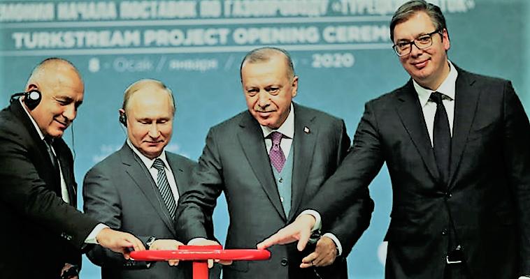 Το πόκερ με το ρωσικό αέριο - Ο ρόλος Ουκρανίας και Τουρκίας, Γιώργος Αδαλής