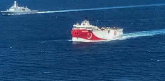 Διπλή πρόκληση Ερντογάν – NAVTEX για Καστελόριζο και υπερπτήσεις στο Αιγαίο, slpress