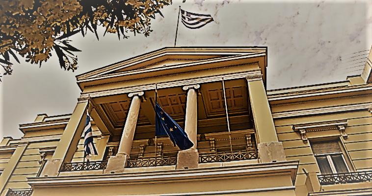 """""""Καμία ξένη δύναμη δεν βρίσκεται σε ελληνικό έδαφος"""" λέει το ΥΠΕΞ"""