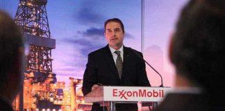 """""""Ψήφος εμπιστοσύνης"""" στον EastMed από την ExxonMobil, Μιχάλης Ιγνατίου"""