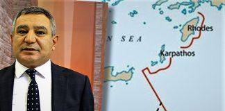 Προσοχή στον άτυπο εκφραστή της Άγκυρας καθηγητή Yücel Acer, Θεόδωρος Καρυώτης