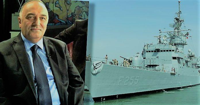 «Έχουμε τον καλύτερο Στόλο» λέει Τούρκος πλοίαρχος - «Τα πλοία των Ελλήνων είναι γερασμένα», Βαγγέλης Γεωργίου