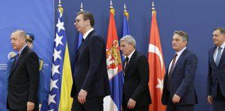 Βαριά η σκιά της Τουρκίας στα Βαλκάνια με την Ελλάδα απούσα , Δημήτρης Χρήστου