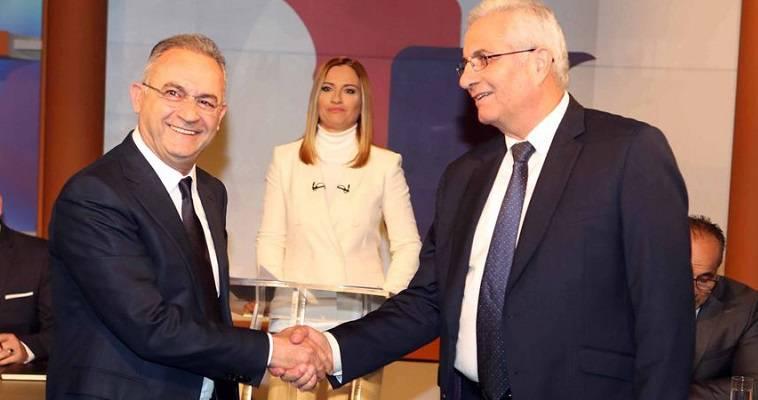 """Ντιμπέιτ """"σούπα"""" στην Κύπρο- Συμφωνούν στα μεγάλα ΔΗΣΥ ΚΑΙ ΑΚΕΛ, Κώστας Βενιζέλος"""