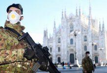 Έσπασε τα όρια της Ιταλίας ο κορονοϊός – Κρούσματα στα Βαλκάνια και την Κεντρική Ευρώπη, slpress