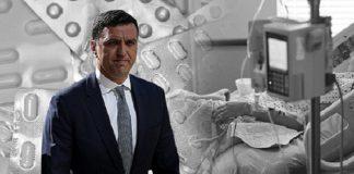 """Έχασε το ριμπάουντ ο Κικίλιας - Τρύπες στην """"άμυνα ζώνης"""" για τον κορονοϊό, Βαγγέλης Σαρακινός"""