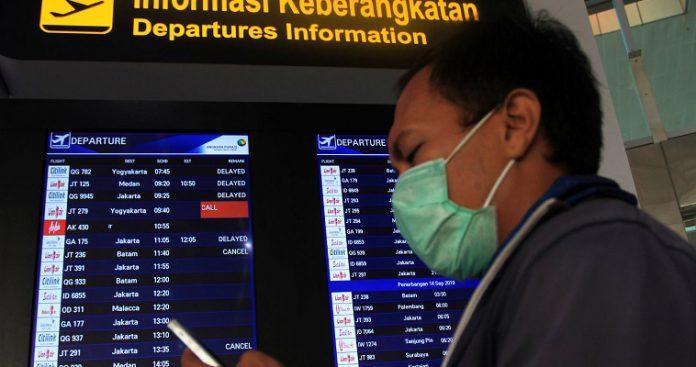 Ραγδαία πτώση των μετακινήσεων στην Κίνα