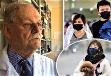Καναδός καθηγητής ισχυρίζεται ότι βρήκε το φάρμακο για τον κορονοϊό, Βαγγέλης Γεωργίου