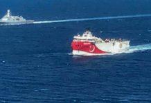 Η Τουρκία ένα βήμα πριν την ελληνική ΑΟΖ – Έτοιμη για την αποστολή του Oruc Reis, Κώστας Βενιζέλος