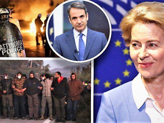 Με το νέο Σύμφωνο Μετανάστευσης, η ΕΕ μετατρέπει την Ελλάδα σε απέραντο hot spot, Αλέξανδρος Τάρκας