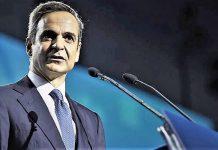 Κυριάκος Μητσοτάκης: «Ο κ. Τσίπρας θα περιμένει πολύ για να ηττηθεί ξανά», Σπύρος Γκουτζάνης