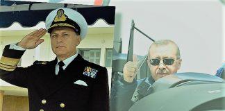 Ένας Έλληνας ναύαρχος συνήγορος της Άγκυρας, Βαγγέλης Γεωργίου
