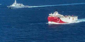 Θα αγγίξει το Oruc Reis το Καστελλόριζο; – Σε διπλωματικό κλοιό η Τουρκία, Νεφέλη Λυγερού