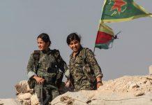 """Πεσμεργκά, οι πανέμορφες """"αμαζόνες"""" του Κουρδιστάν, Νεφέλη Λυγερού"""